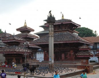 Combination Bhutan Nepal Tour